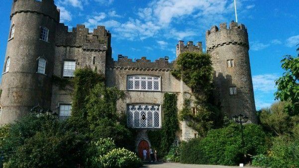 Castillo de Malahide en Irlanda