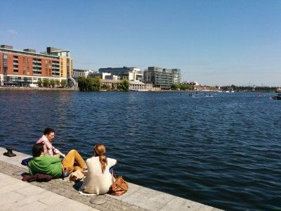 Cursos de inglés en Irlanda en verano
