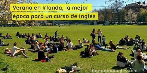 Verano en Irlanda, la mejor época para un curso de inglés