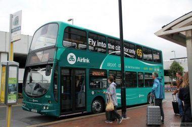 Cómo ir del aeropuerto al centro de Dublín en transporte público