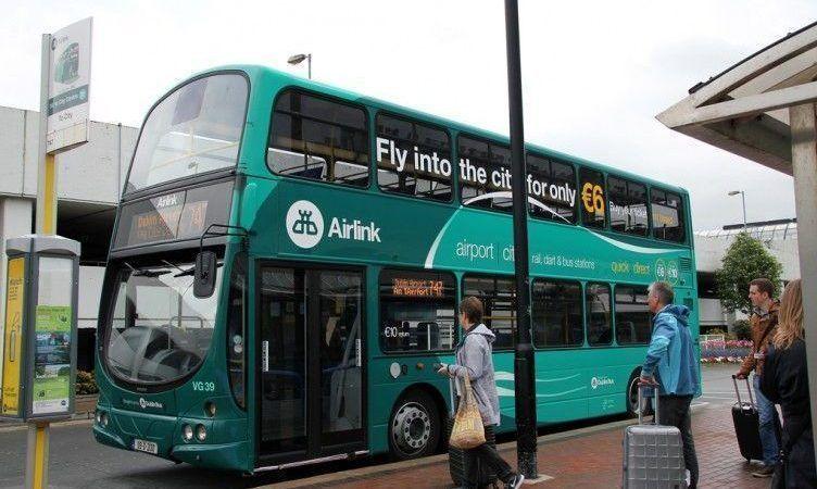 Cómo ir del aeropuerto al centro de Dublín, ¿autobús o taxi?
