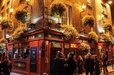 Los 7 Mejores Pubs y Bares de Dublín