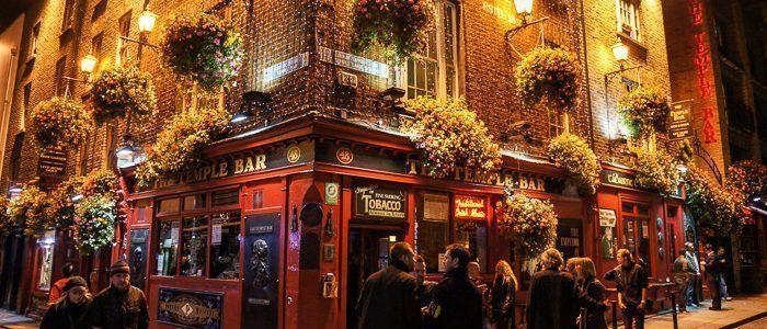 Pubs y bares de Irlanda