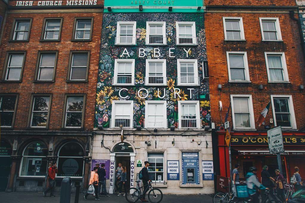 Hostal Abbey Court en el centro de Dublín