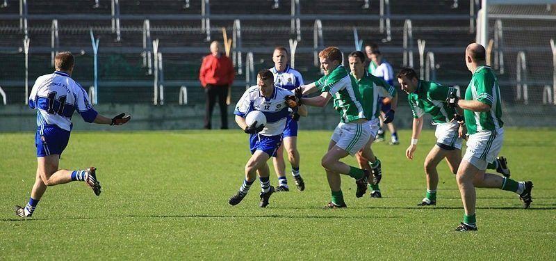 Deportes Gaélicos en Irlanda, Hurling y Gaelic football