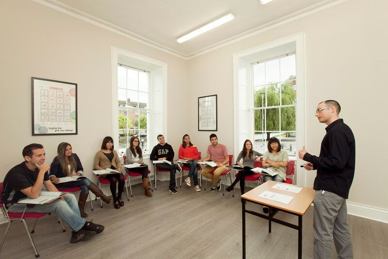 Academias de inglés en Irlanda