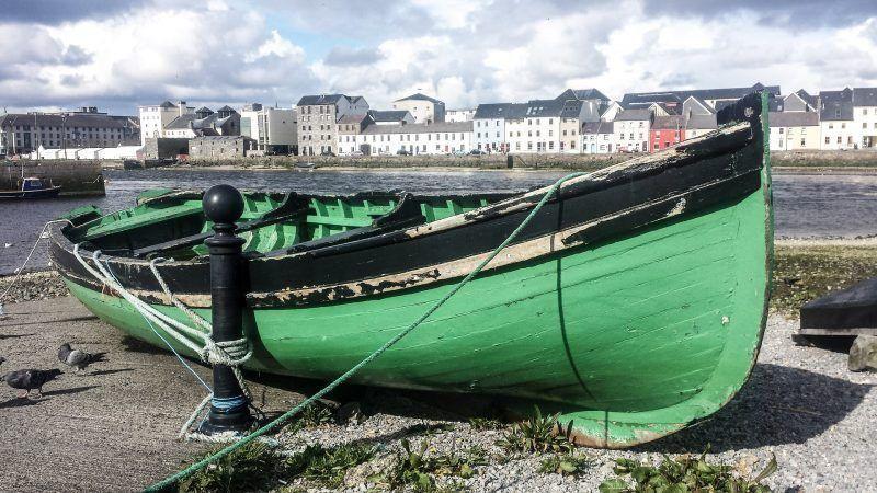 Hacer turismo en Galway y los puntos de interes que no puedes perderte