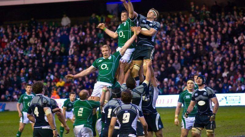 El Rugby en Irlanda y el torneo seis naciones