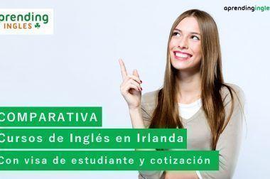 Cursos de Inglés en Irlanda con Visa de Estudiante
