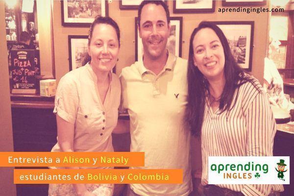 Entrevista a dos estudiantes de latinoamérica