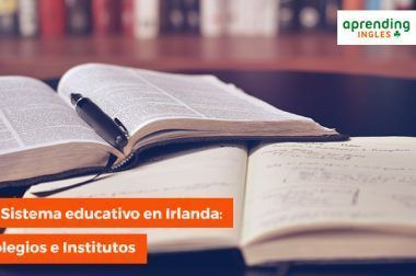 El Sistema educativo en Irlanda: Colegios e Institutos