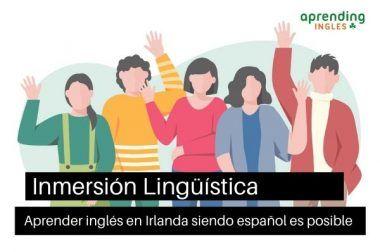 Aprender inglés en Irlanda siendo español con cursos intensivos