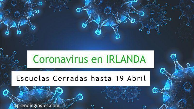 coronavirus-irlanda-escuelas-cerradas